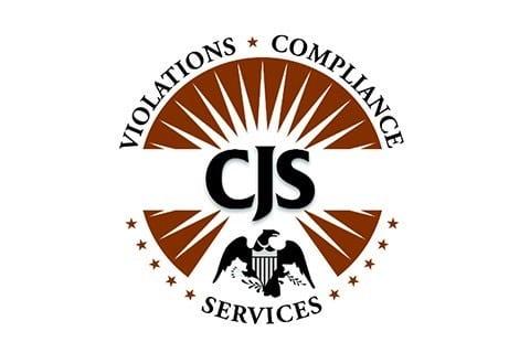 compliance violations services logo